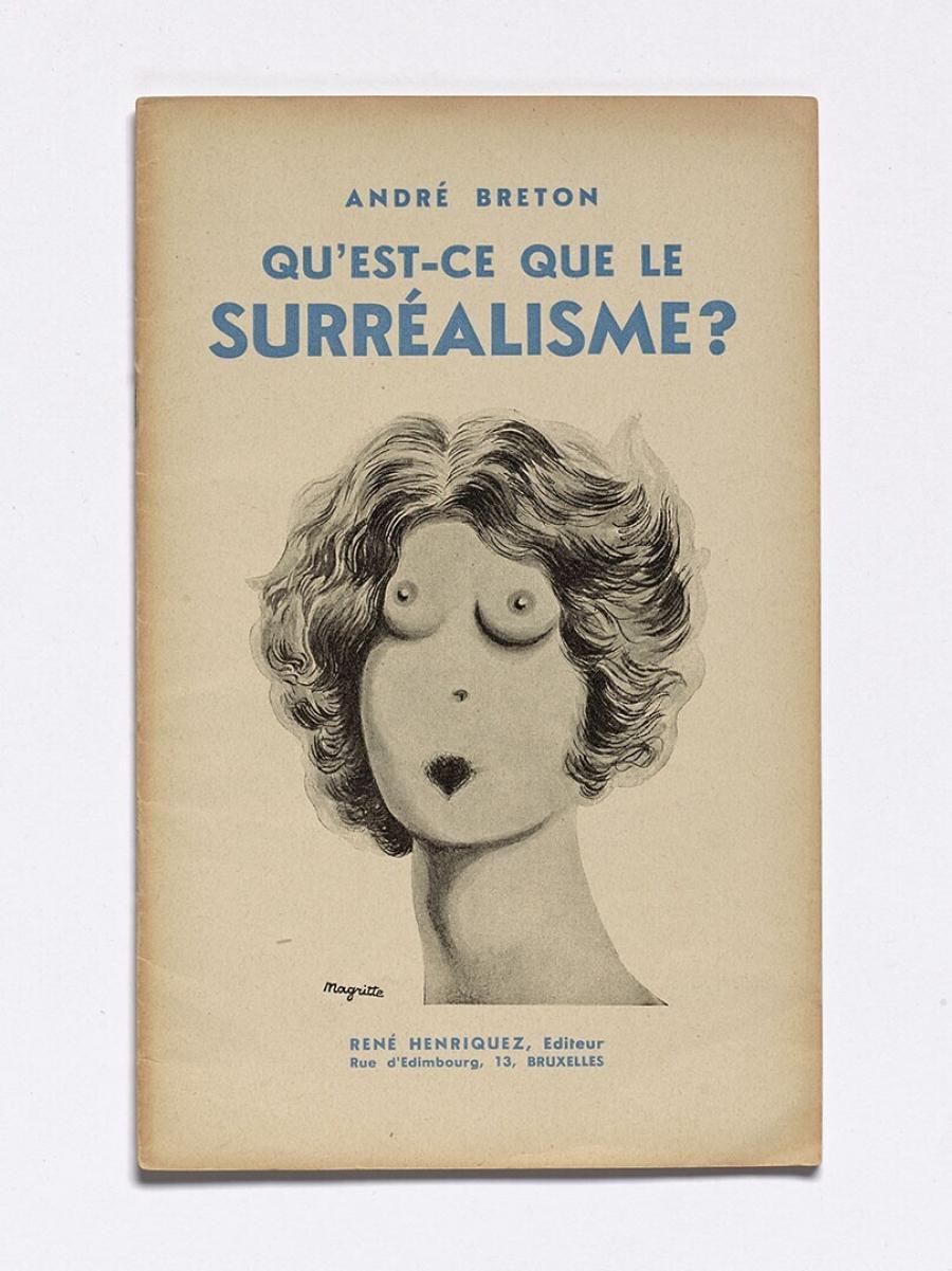 Qu'est-ce que le surréalisme?