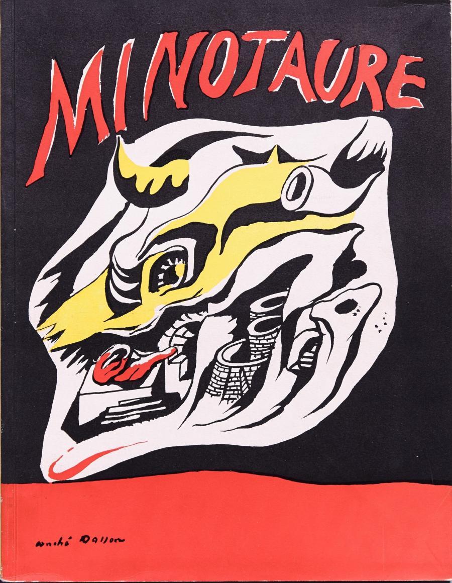 Minotaure : revue artistique et littéraire