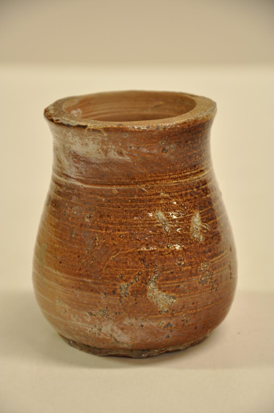 ointment jar