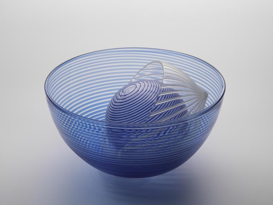 Object uit de serie 'Filigrane interferenti'