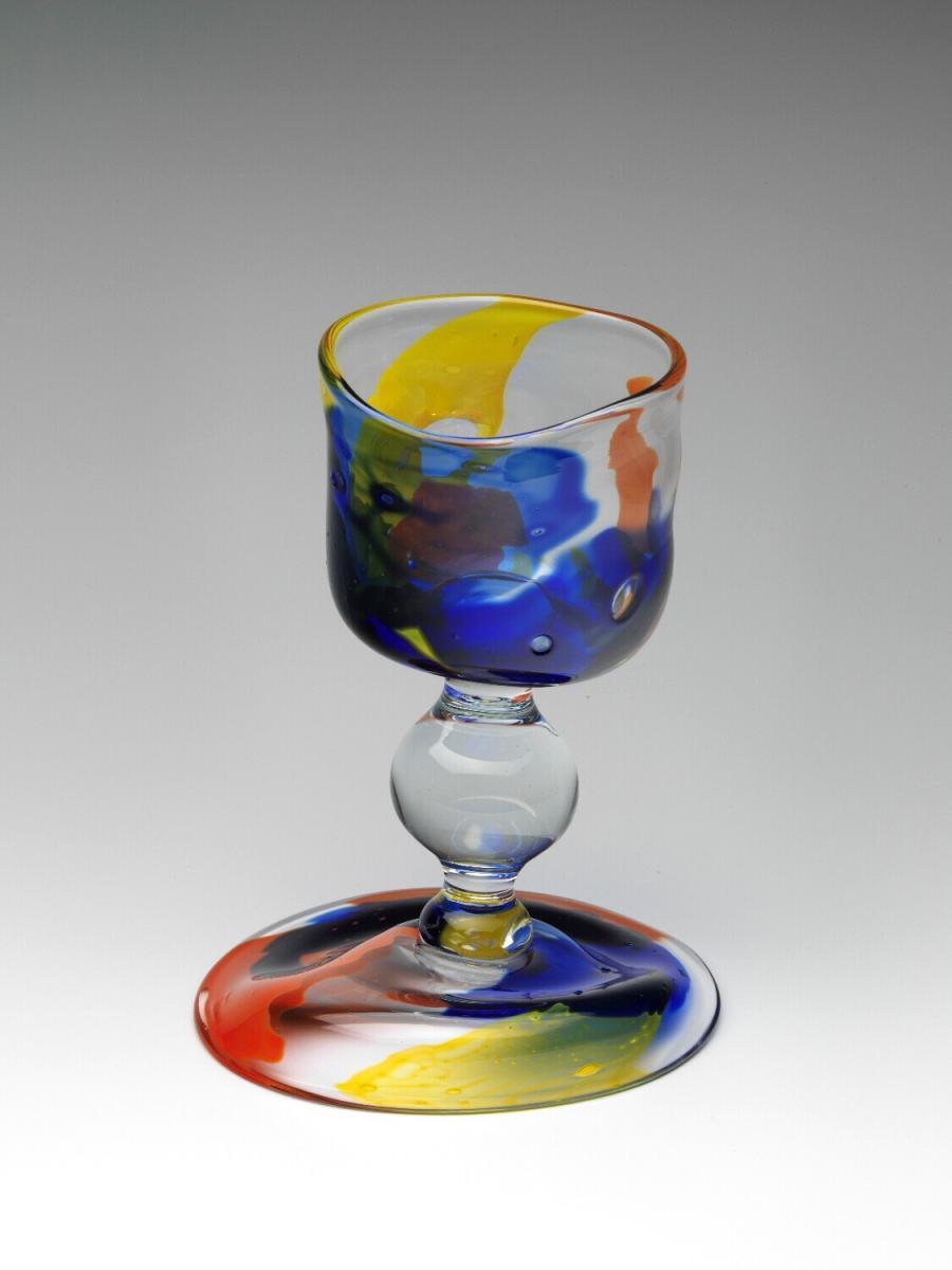 dronken glas