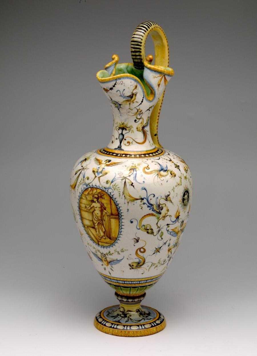 decorative jug