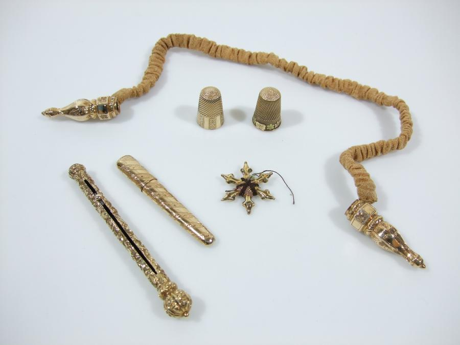 needlework set