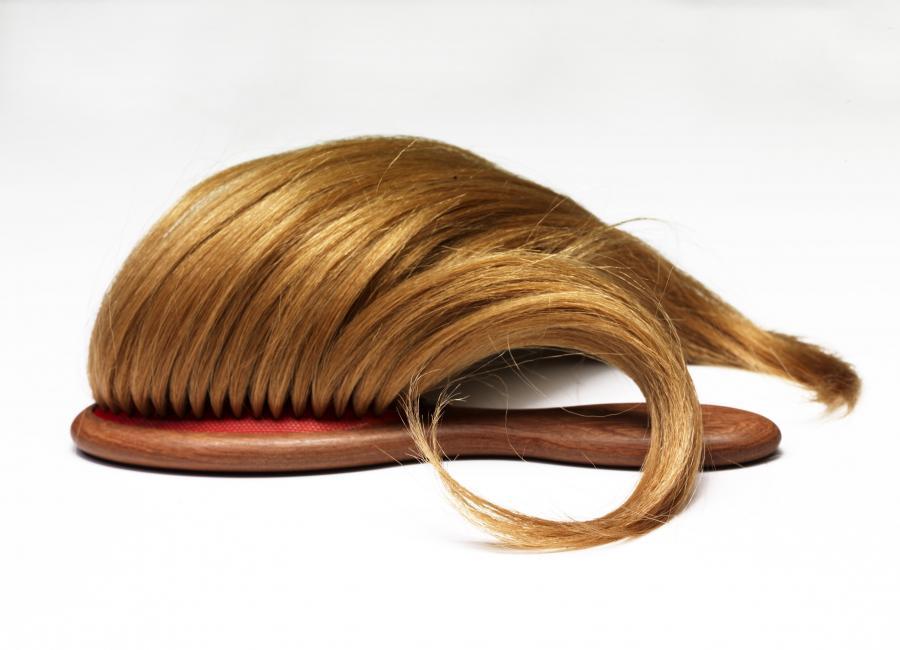 Haarborstel klein