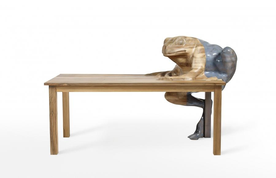 Frog Table (Kikkertafel)