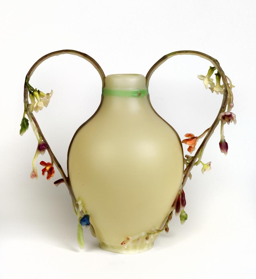 Frozen Vase (Bevroren vaas)
