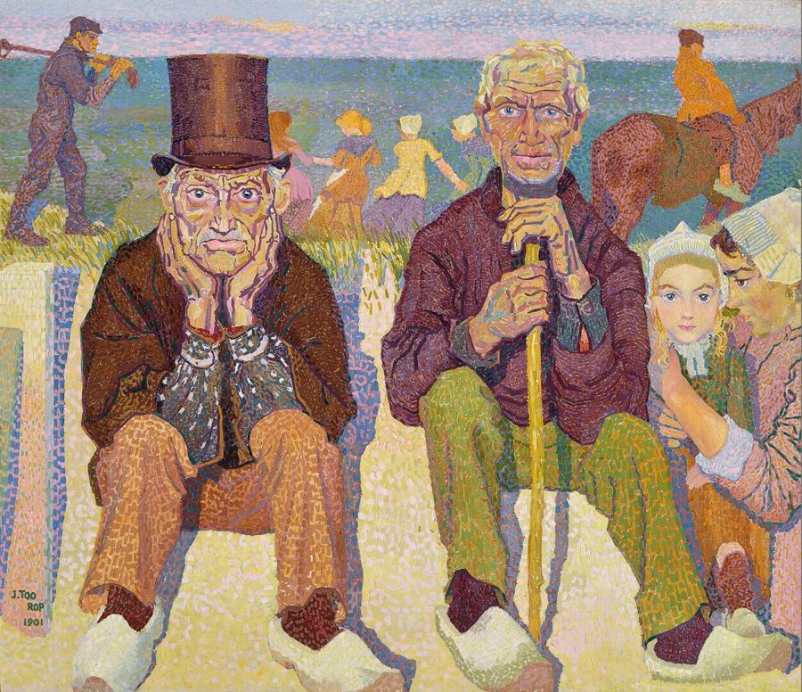 The Old Men by the Sea