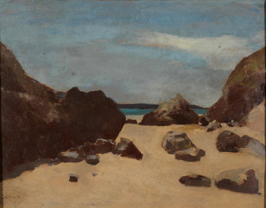 Les rochers (Rochers en Bretagne)