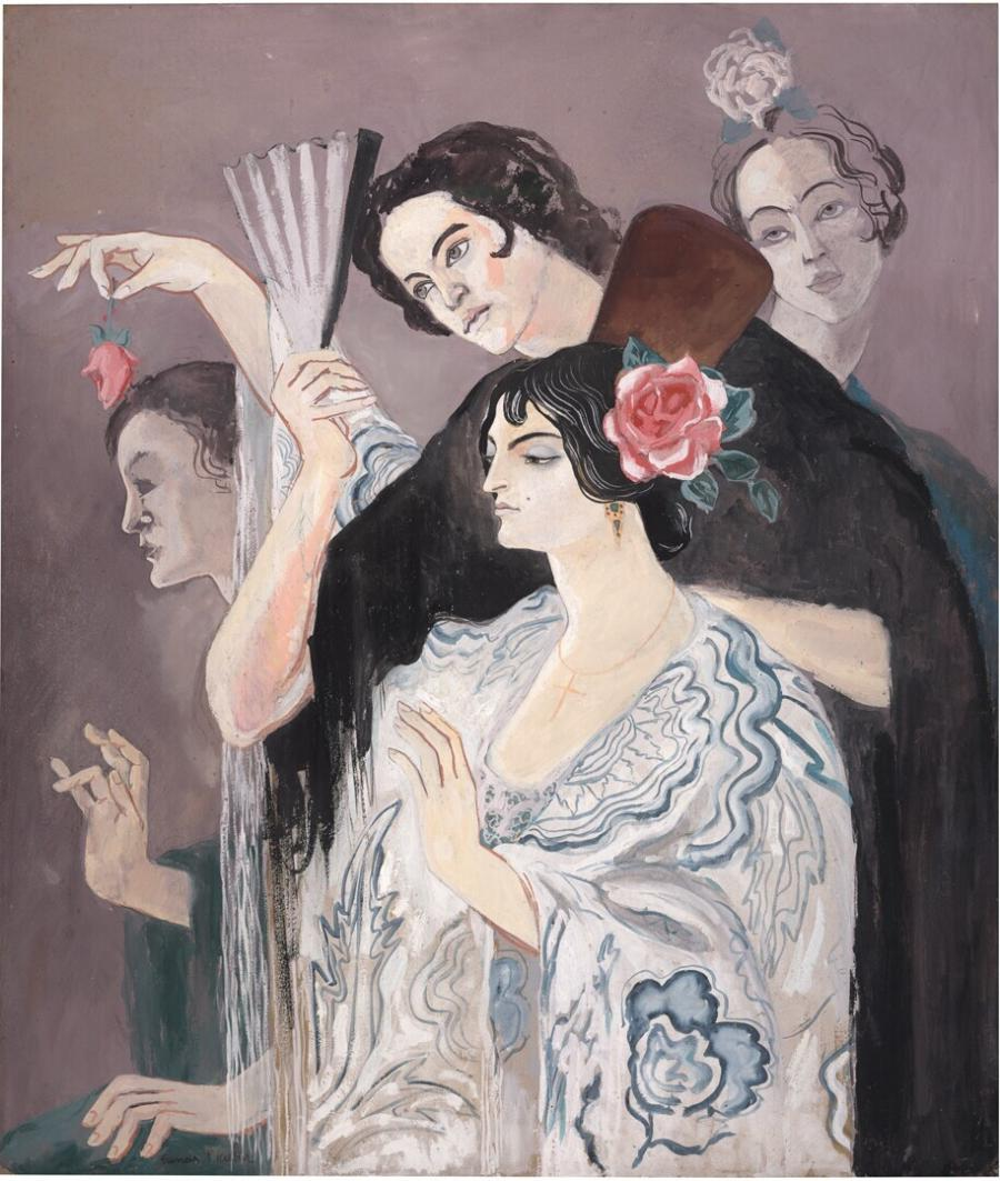 Femmes Espagnoles (Spaanse vrouwen)