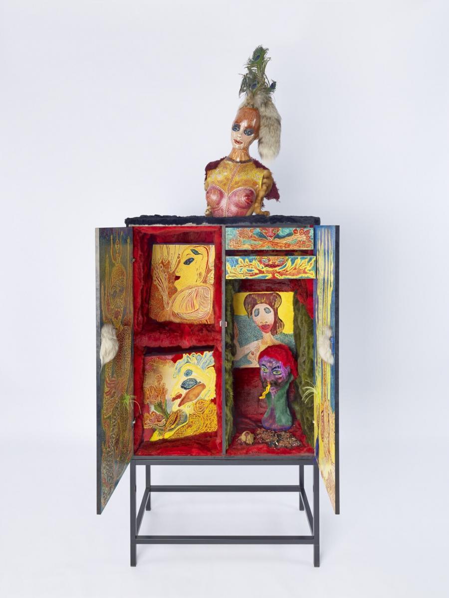 The Pandora-Box with Head
