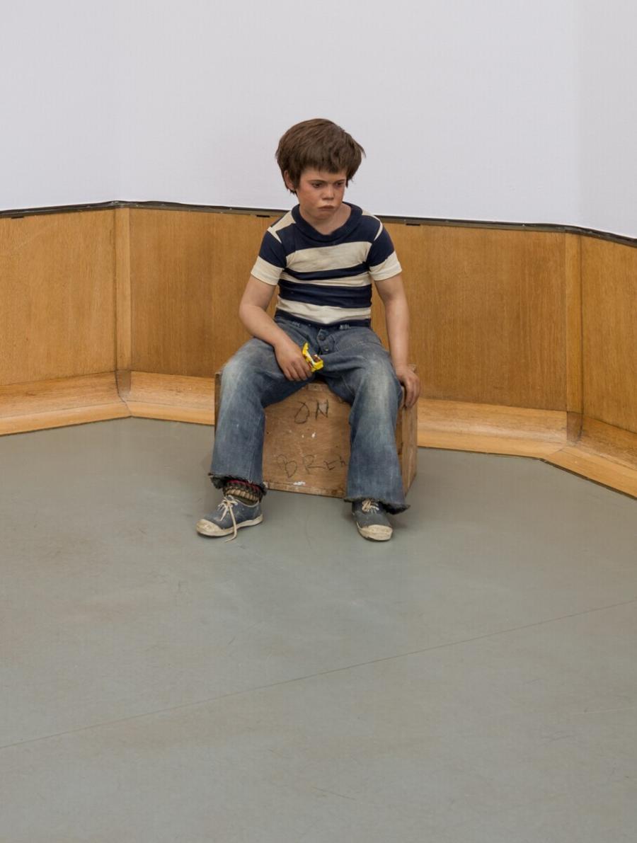 Seated Child