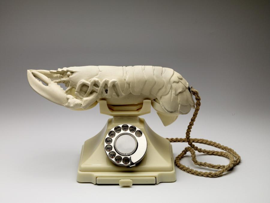 White Aphrodisiac Telephone