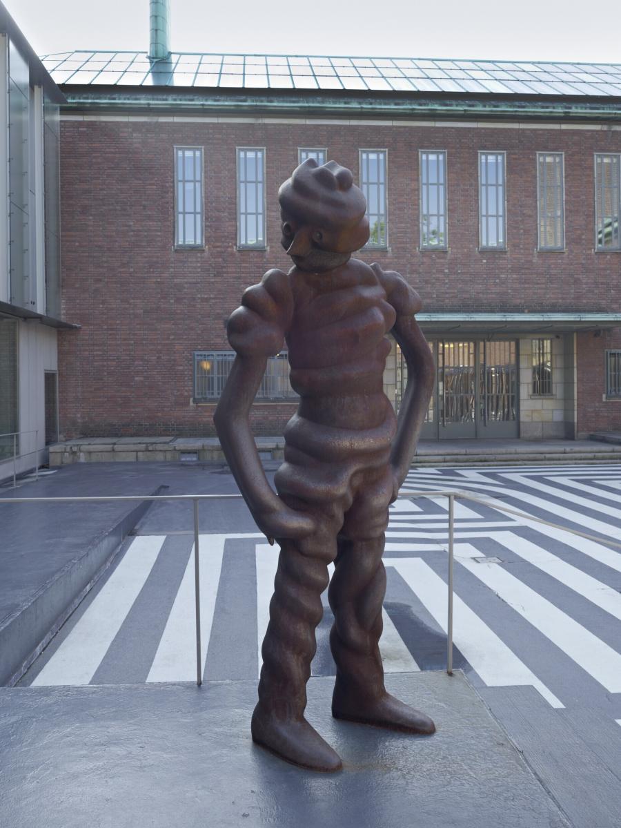 Grosse Geister (Figur Nr. 8) (Grote geesten (figuur nr. 8))