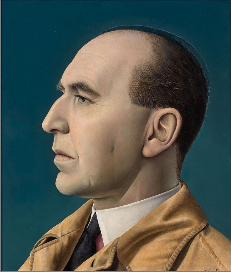 Portrait of Jacob Mees