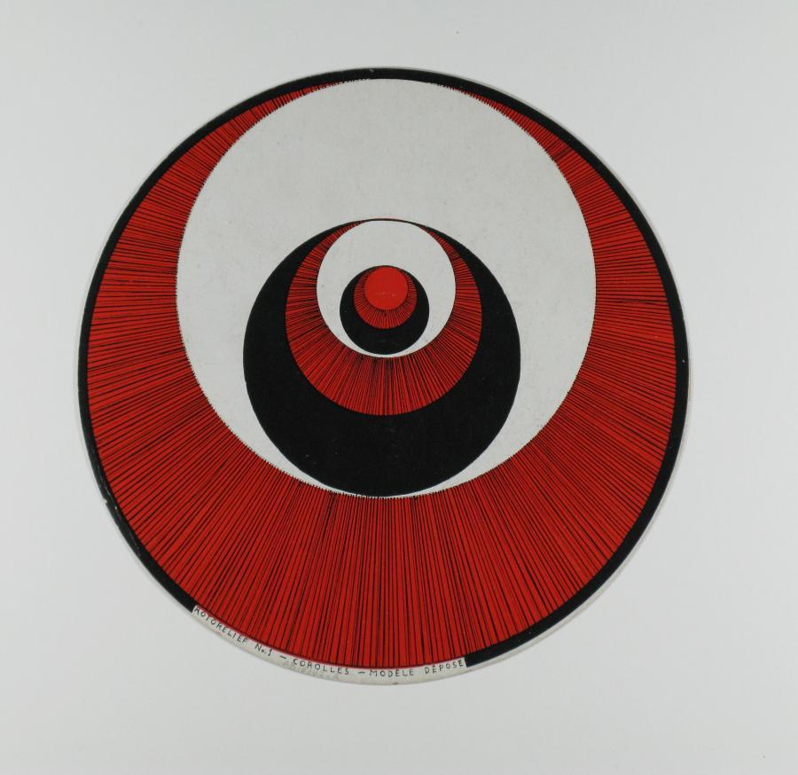Rotoreliëfs (Optische schijven)