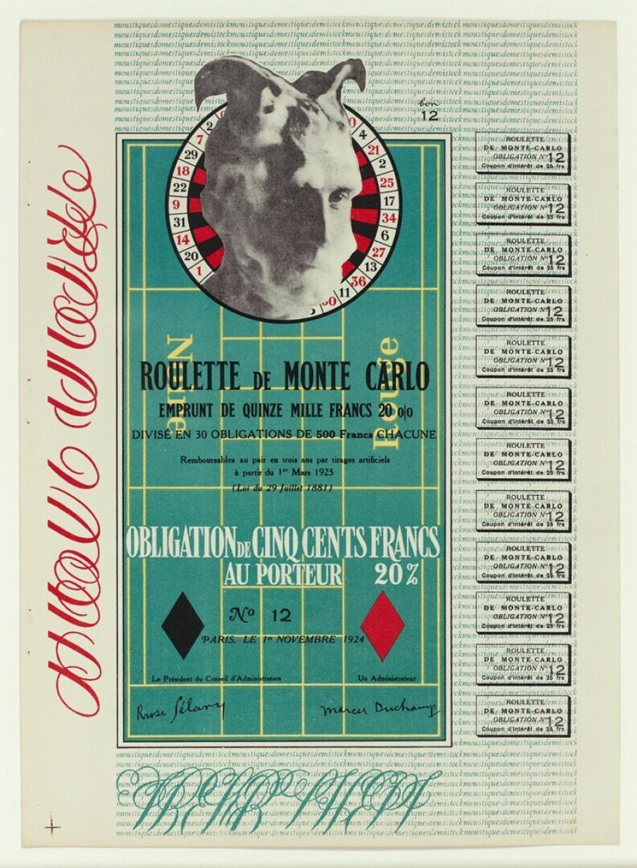 Obligation de Monte Carlo (Monte Carlo obligatie)