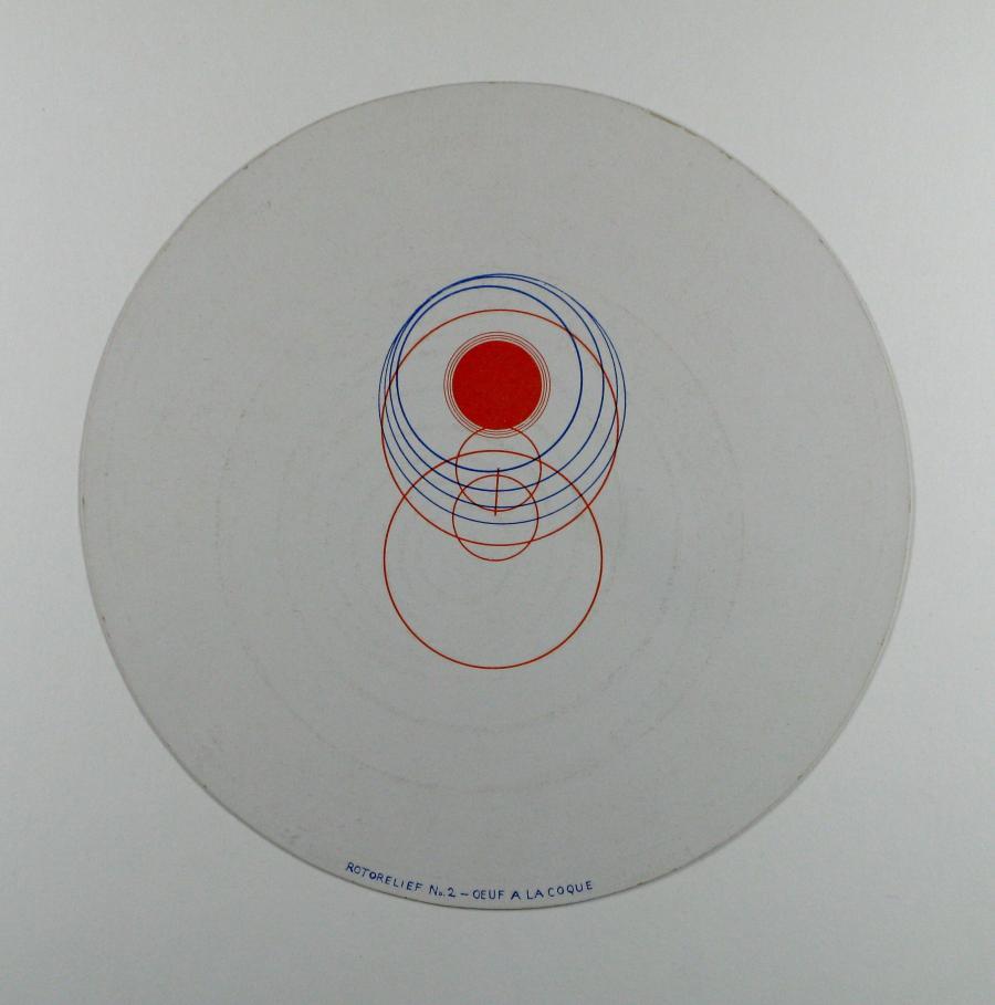 Table De Ping Pong Transformable rotoreliefs: optical discs - museum boijmans van beuningen