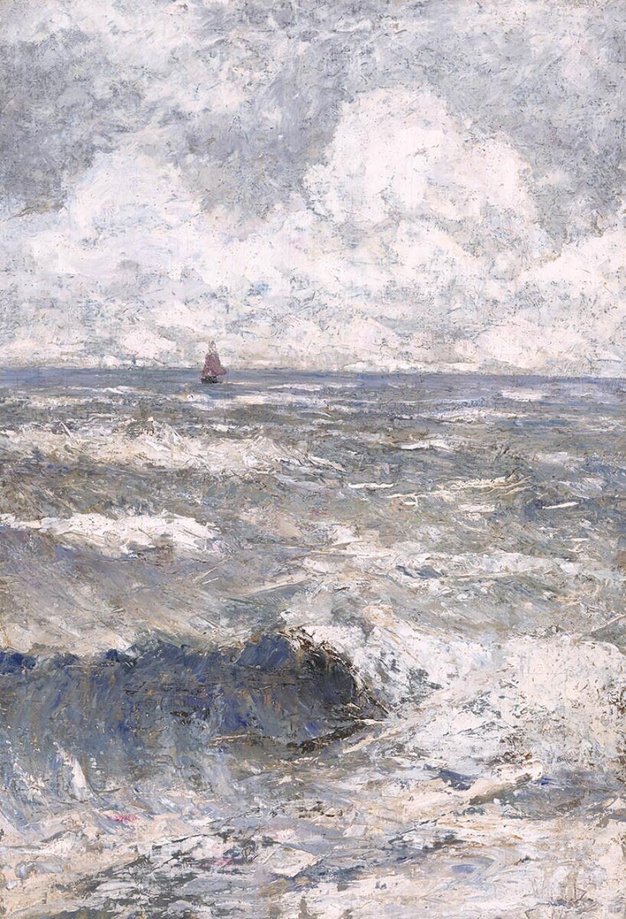 Sea (Brisants de la mer du Nord)