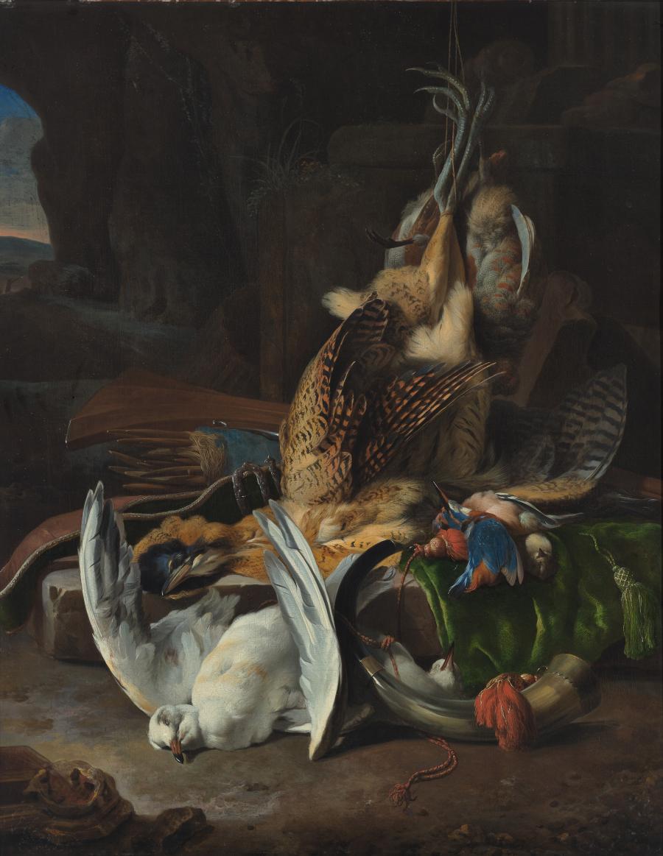Dead Birds and Hunting Appurtenances