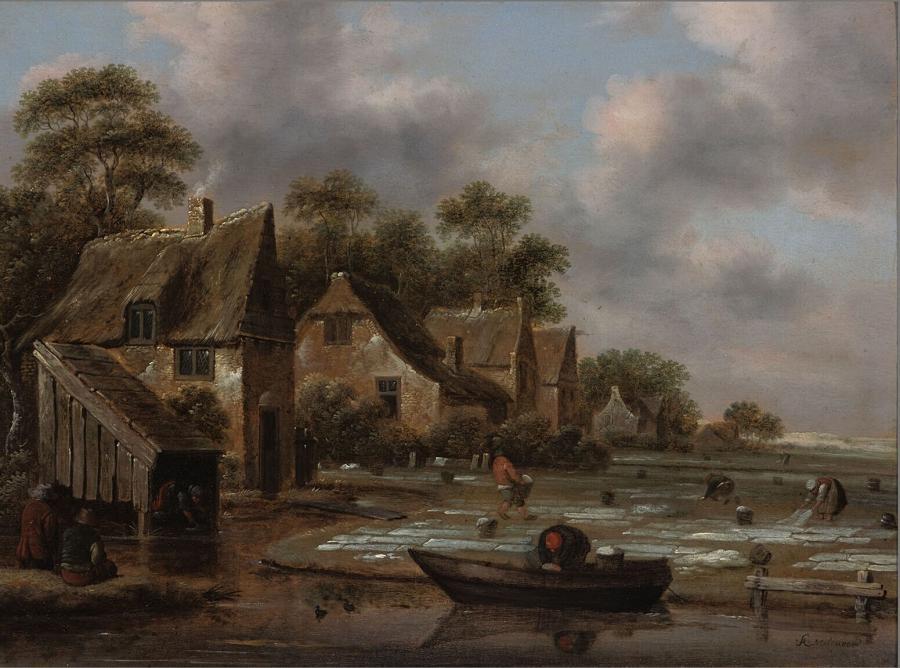 A Bleachfield