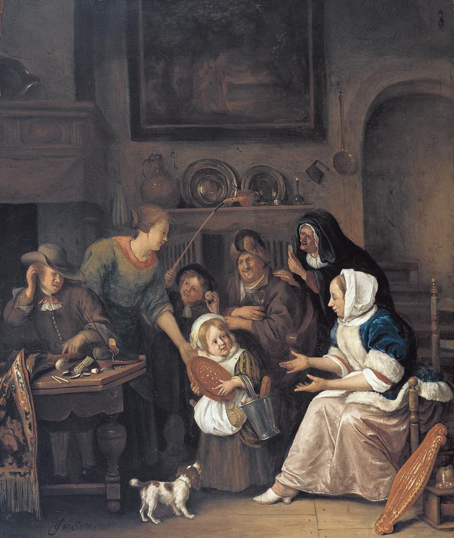 Het Sint Nicolaasfeest