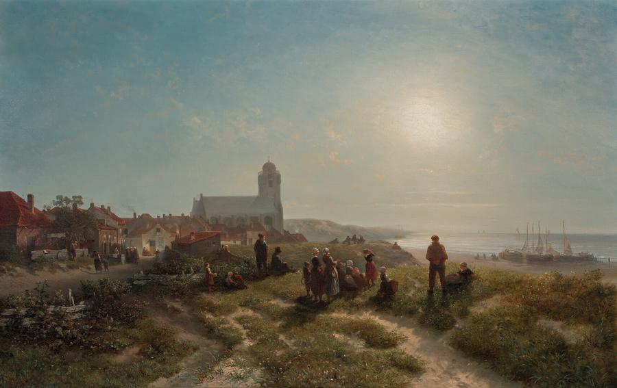 Namiddag te Katwijk aan Zee