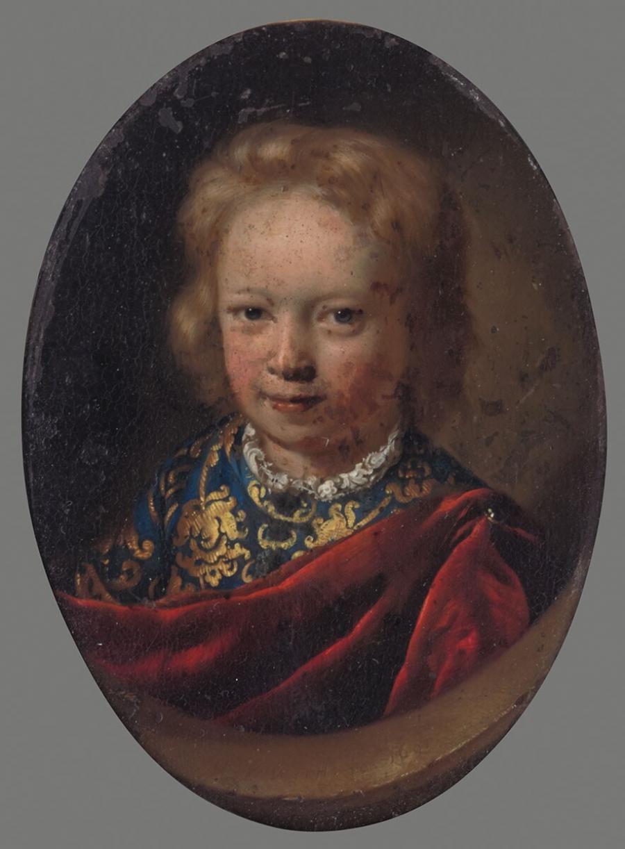 Portrait of Johan Versijden de Jonge