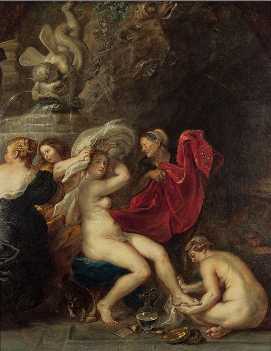 The bath of Diana