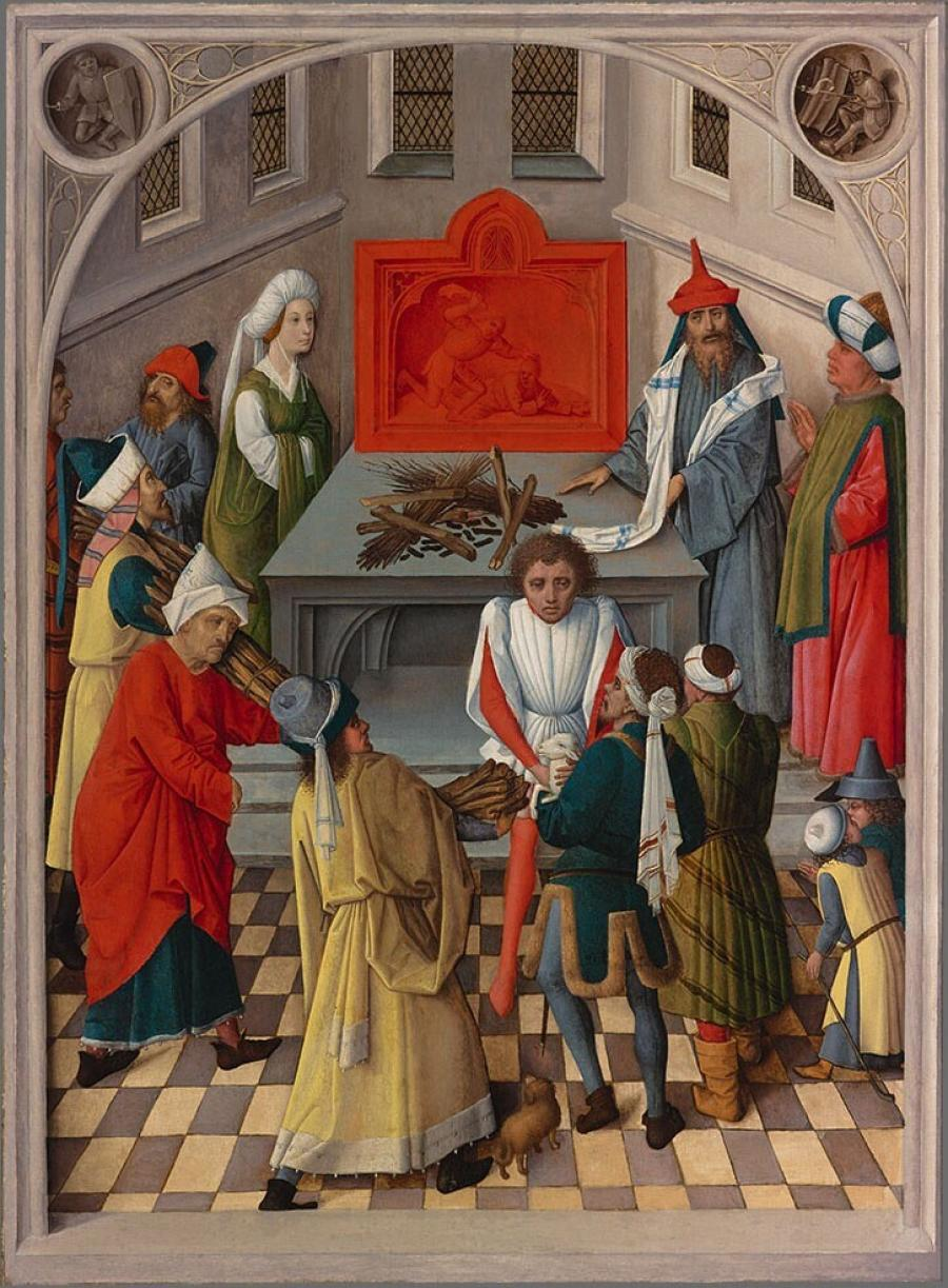 The Offering of the Jews