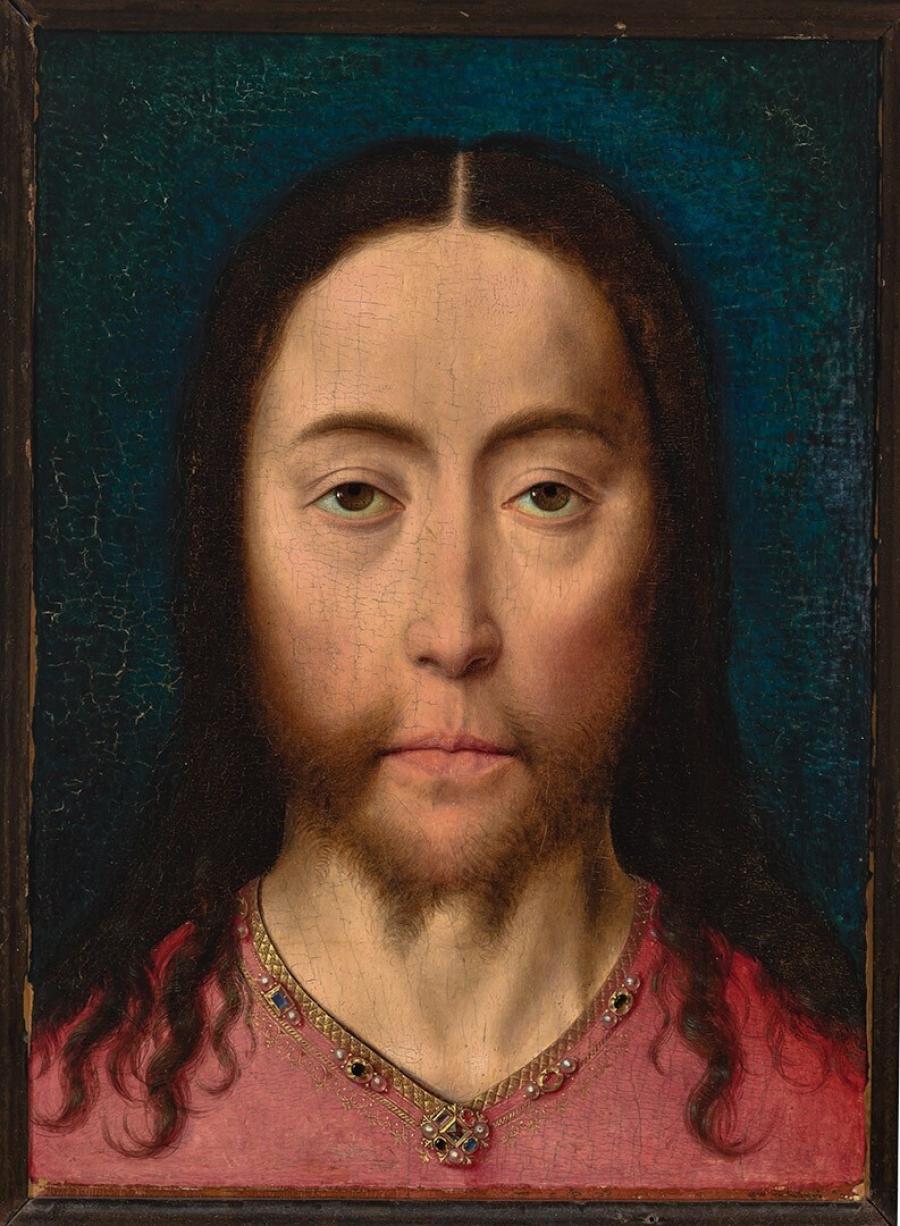 Het hoofd van Christus