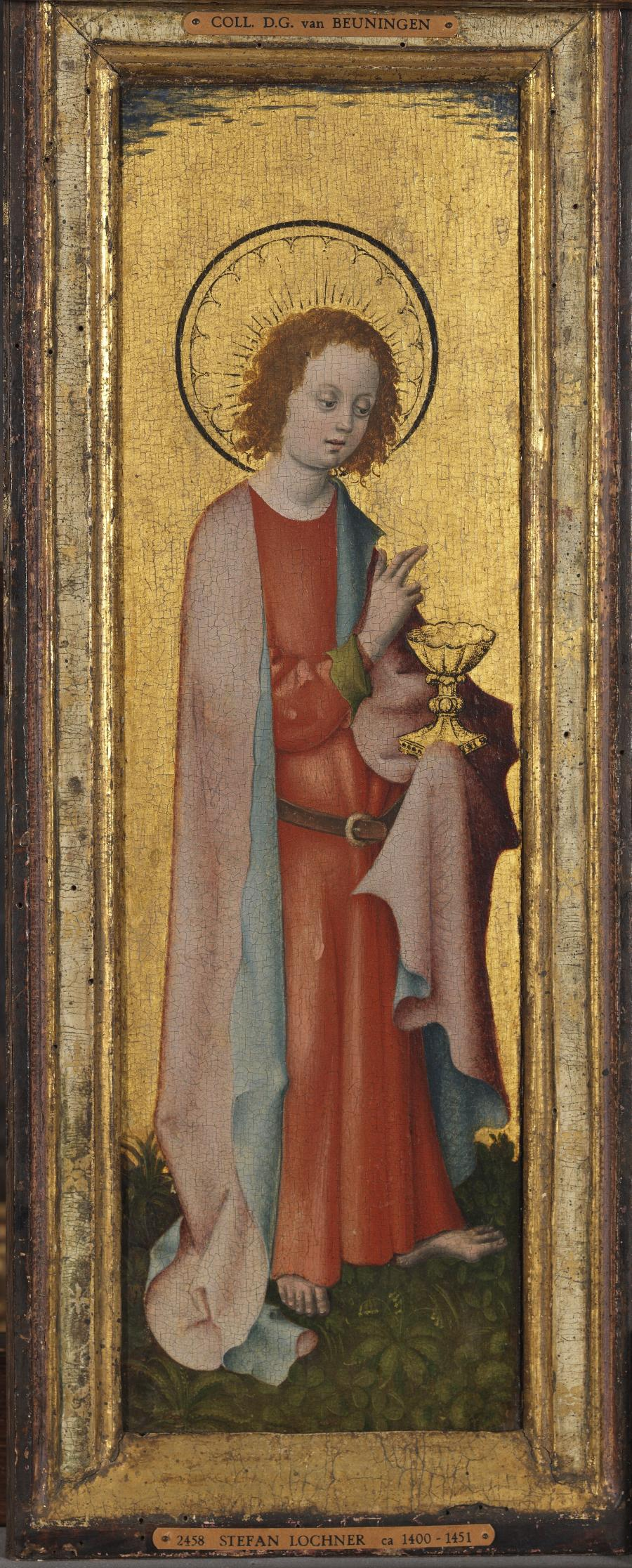 Johannes de Evangelist