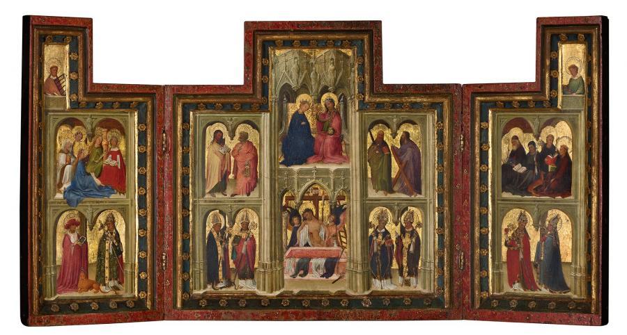 Norfolk-triptych