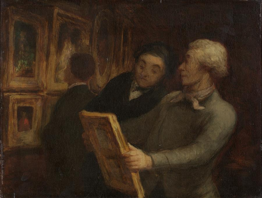 The Painting-Lovers