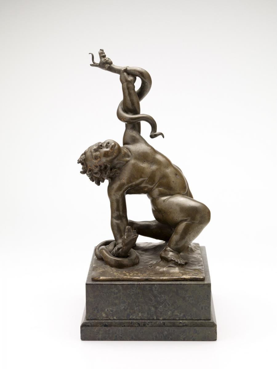 Hercules en de slangen