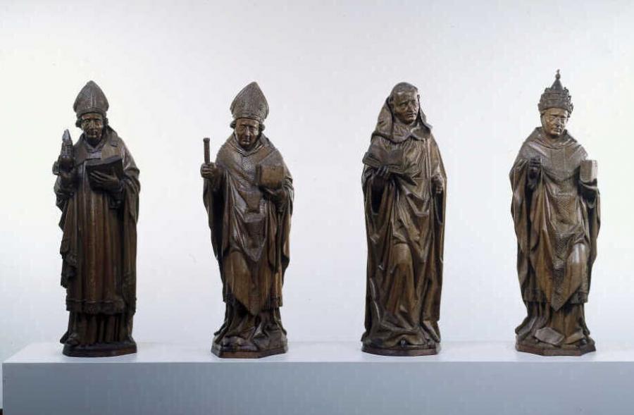 Vier kerkvaders