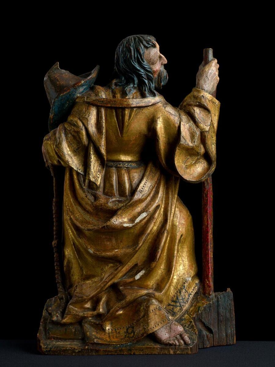 Knielende apostel
