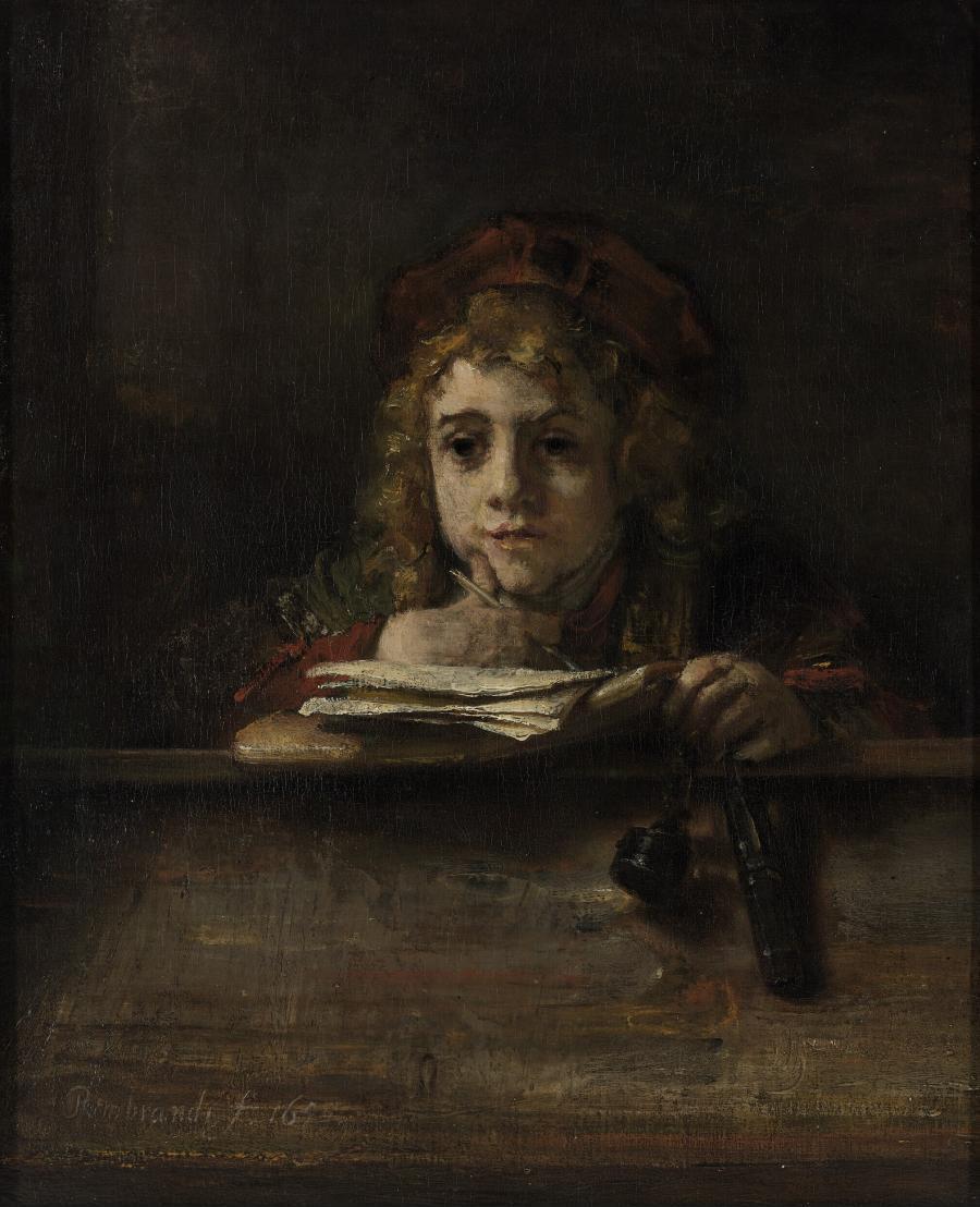 Titus aan de lezenaar