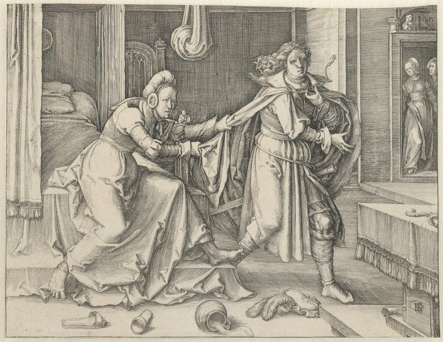 Jozef en de vrouw van Potifar