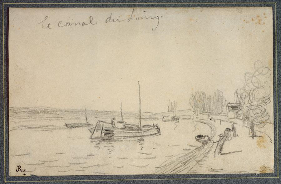Het Canal du Loing