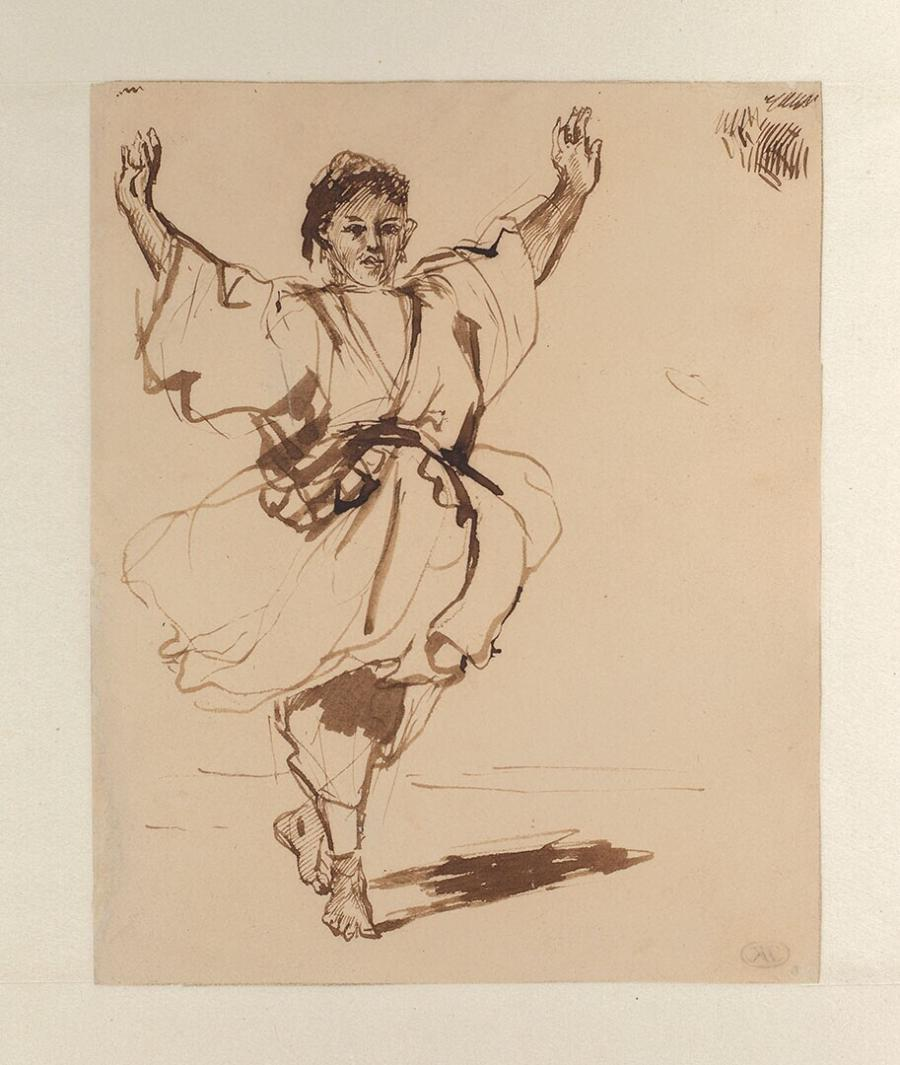 Dancing Moroccan