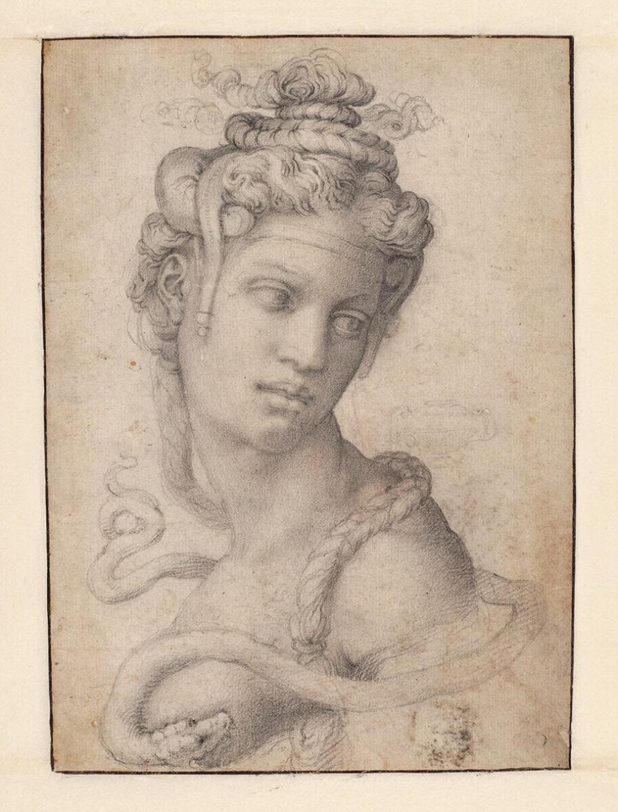 Cleopatra (naar Michelangelo)