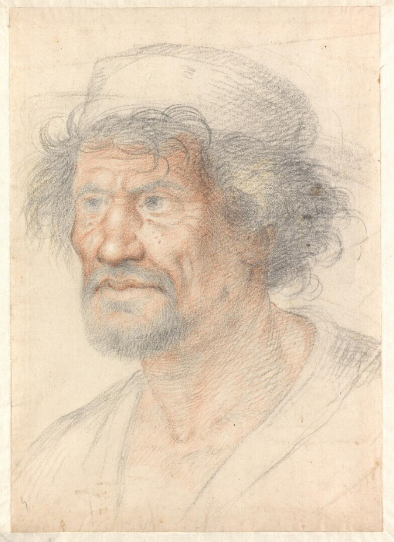 Portret van Michelangelo Buonarroti