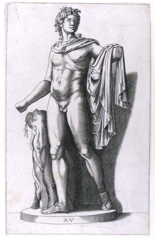 De Apollo van Belvedere