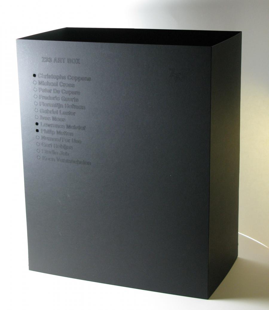 Z33 kunstbox
