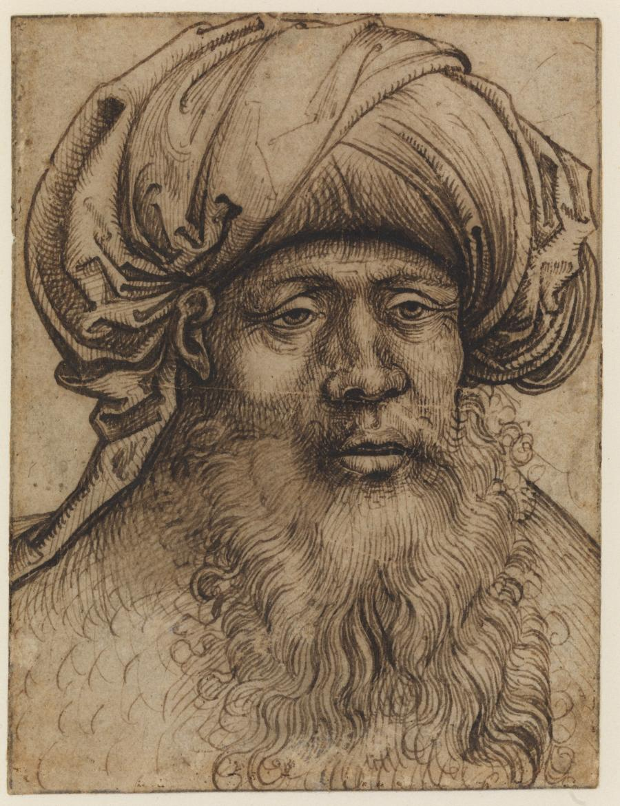 Head of a Moor with a Turban