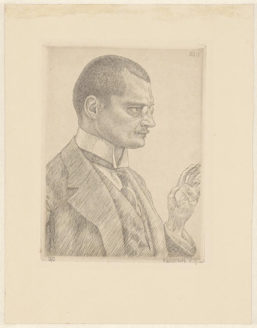De verzamelaar Franz W. Koenigs