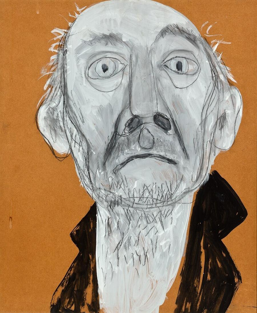 Zelfportret (Himself) 1