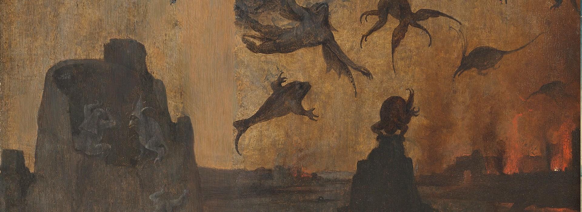 Jheronimus Bosch De Duivelmaker Museum Boijmans Van