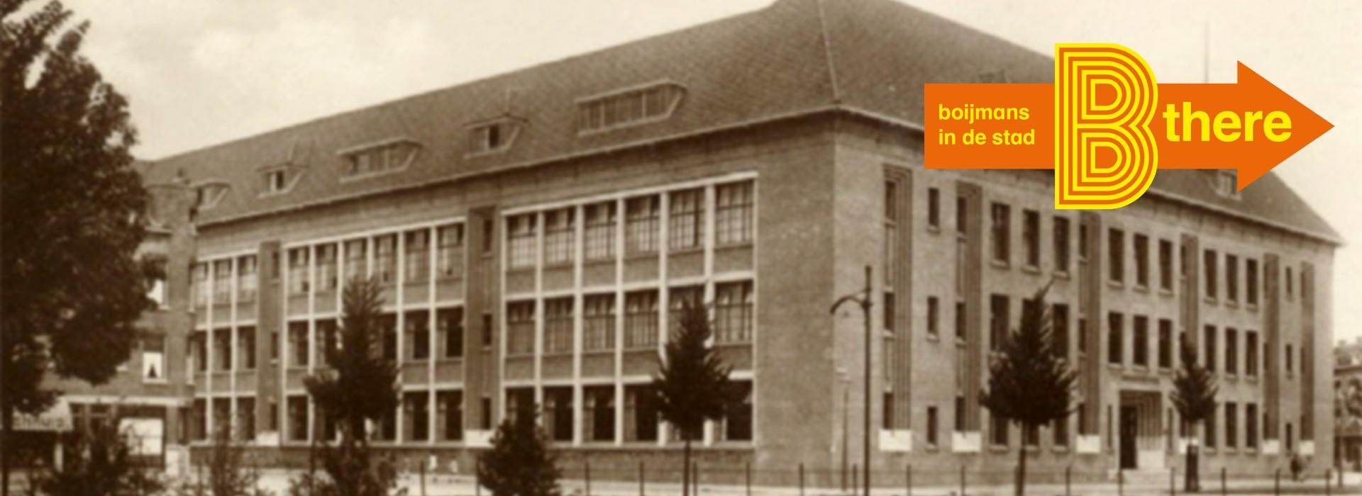 The Depot explained - Museum Boijmans Van Beuningen